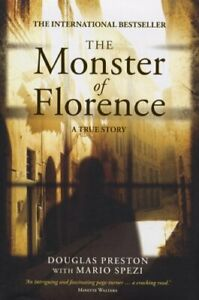 The Monster of Florence by Spezi, Mario Hardback Book The Cheap Fast Free Post