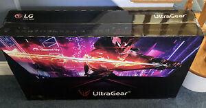 "LG - UltraGear 38"" IPS LED UltraWide HD G-SYNC Monitor (HDMI) - Black FAST SHIP"