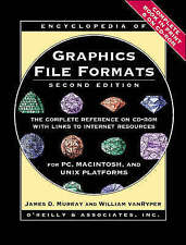 Encyclopedia of Graphics File Formats: The Complete Reference on-ExLibrary