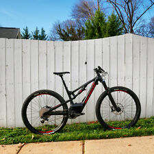 2019 Rocky Mountain Instinct Powerplay A50 eMountain Bike MD Blk/Red