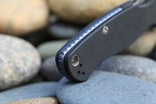 Spyderco Paramilitary 2 Back Spacer ~ CNC Machined From Aluminum