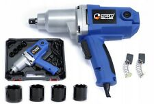 """ELECTRIC IMPACT WRENCH RIPPER 2000W - 2300W 800 Nm 230V 1/2"""" DRIVE POWER NEW BOX"""