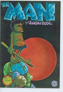 The Man Print Mint Vaughn Bode 1972 FINE+