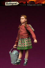 STALINGRAD MINIATURES, 1:35, Refugee Girl in Europe 1939-45, S-3148