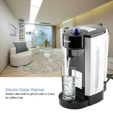 3L Electric Water Boiler Warmer Instant Water Heating Kettle Dispenser Home Use