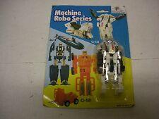 TRANSFORMER MACHINE ROBO SERIES #13 MOTORCYCLE MINT ON CARD
