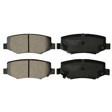 Premium Ceramic Disc Brake Pad REAR Set Fits Jeep Wrangler Liberty Nitro KFE1274