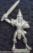 1990 Mar Elf Mm82 se 5 Marauder elfos ejército acuático Warhammer Citadel AD&D Metal