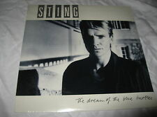 Sting SEALED The Dream of the Blue Turtles Record LP Police 80s New Wave NM