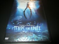 "DVD NEUF ""LE TEMPS D'UNE APNEE"" documentaire de Philippe GERARD"