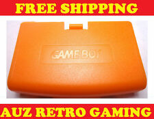 Nintendo GameBoy Game Boy ADVANCE ORANGE Battery Cover Lid Door Console