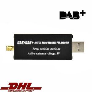 DAB+ Empfängerantenne mit USB-Adapter Für Android Autoradio Navigation Player