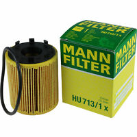 Original MANN-FILTER Ölfilter Oelfilter HU 713/1 x Oil Filter
