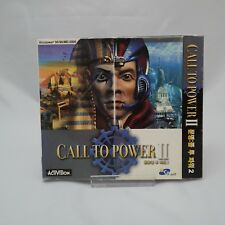 Call To Power II (PC) Korean Edition / Jewel Case