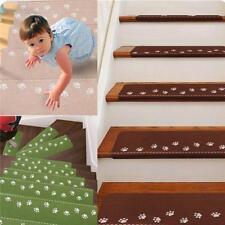 Luminous Visual Stair Carpet Pad Self-Adhesive Staircase Mats Anti-Skid New S