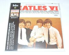 THE BEATLES VI CD DIGIPAK MONO AND STEREO PRECINTADO