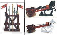 PLAYSETS  1/32 Roman Chariot Playset  PYS43