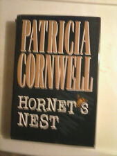 Hornet's Nest by Patricia Cornwell 1996  Hardcover Good Condition