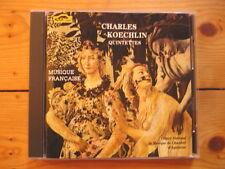 Charles Koechlin Quintette Primavera /pour Piano et Cordes Chambre d'Aquitaine