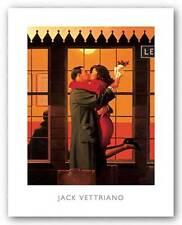 RETRO ART PRINT Back Where You Belong Jack Vettriano 12x15