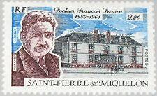 St pierre miquelon spm 1987 544 491 le Dr François Dunan Clinic médecins MNH