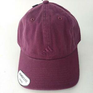 Adidas Women's Saturday 2.0 Cap Victory Crimson women's fits Aeroready Purple
