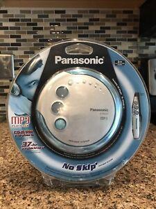 Panasonic SL-SX420 Portable CD Player MP3 Anti-Skip Brand New!