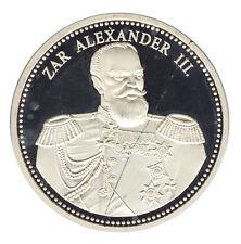 RUSSLAND - Zarin ALEXANDER III. - SILBER - ANSEHEN (9973/925N)