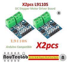 2pcs L9110S H-bridge Dual DC Stepper Motor Driver Controller Board Module L9110