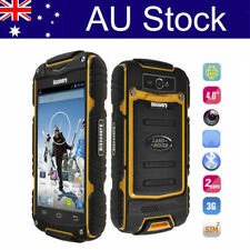 Android Discovery V8 Rugged 3G Smartphone 4.0'' Dual Core Mobile Phone Outdoor