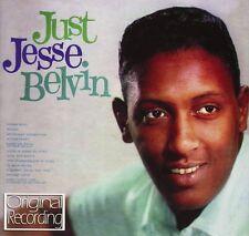 Jesse Belvin - Just Jesse Belvin NEW SEALED CD OL' MAN RIVER,GUESS WHO + MORE