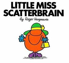 Little Miss Scatterbrain by Roger Hargreaves Paperback