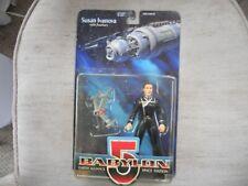 Vintage - Babylon 5 - Susan Ivanova in Black uniform with Starfury - NEW