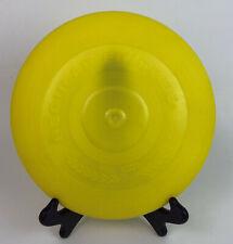 vintage WHAM-0 REGULAR FRISBEE 1966 yellow