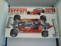 Ferrari 312T4 Tamiya 1/12 Plastic Model Initial Production Vintage Unused Japan