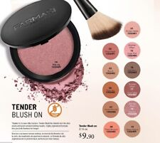 FARMASI MAKE UP BLUSH ON SWEET ALMOND 07 MATTE NATURAL BUILDABLE HIGH PIGMENTED