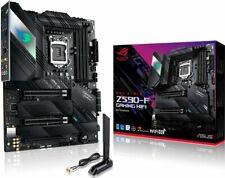 ASUS ROG STRIX Z590-F Gaming WIFI ATX Motherboard M.2 slots Intel Z590 LGA 1200