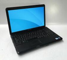 "Lenovo B550 15.6"" INTEL CELERON 4 GB RAM 160 GB HDD DVDRW WINDOWS 7 Webcam WIFI"