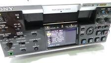Sony HVR M25E PROFESSIONAL HDV RECORDER