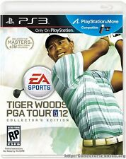 Tiger Woods PGA Tour 12 The Masters Collector's Edition PS3