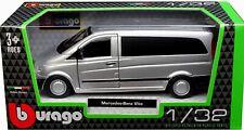Bburago Modellauto Mercedes-Benz Vito silber - 1:32 NEU in OVP