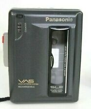 Panasonic Cassette Recorder Rq-L340 with Voice Activated System