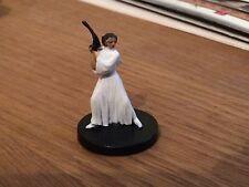 STAR Wars miniature Principessa Leila Senatore PROMO, DeAgostini-molto scarse