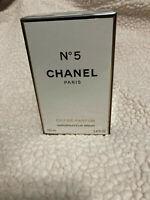 CHANEL No 5 EDP 3.4 FL Oz 100 Ml Eau De Parfum- Perfume Spray Brand New & Sealed