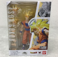 S.H. Figuarts Dragon ball Z Super Saiyan 3 Son Goku Bandai Tamashii Nation
