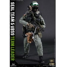 """Dam Toys 1/6 Scale 12"""" Seal Team 5 VBSS Team Leader Action Figure 78045"""