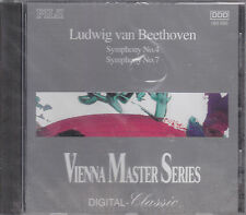 Beethoven - Symphony no. 4 and 7