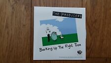 The Producers Barking Up The Right Tree Stiff Records BUY270P Promo UK CD Single