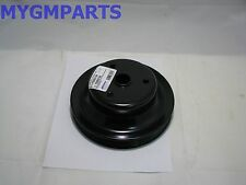 GM VORTEC 305 350 5.0 5.7 CRANKSHAFT PULLEY (SERPENTINE BELT) NEW OEM 10085754