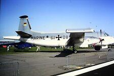 2/274-2 Breguet Br.1150 Atlantic German Navy 61+08 Kodachrome Slide
